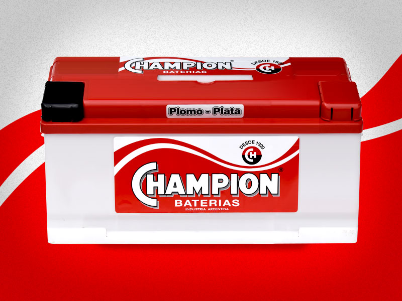 Baterias Champion CH-100 MB